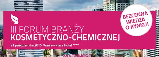 Forum Branży Kosmetyczno-Chemicznej