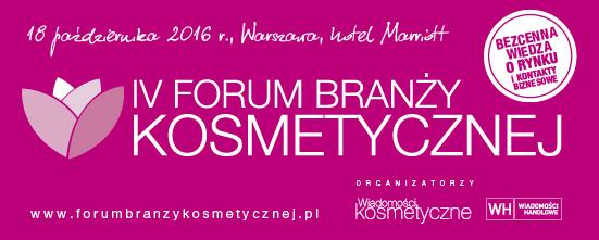 Forum Branży Kosmetycznej